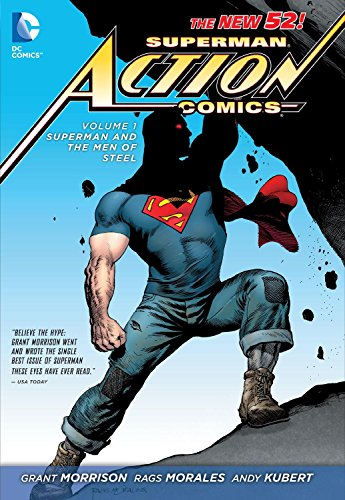 The first collection of GRANT MORRISON'S epic run on ACTION COMICS, with art by RAGS MORALES, ANDY KUBERT and more! In these startling tales, the people of METROPOLIS turn on their new champion! Plus, the SUPERMAN of today and the LEGION OF SUPER-HER...