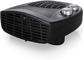 Orbegozo FH-5028 Calefactor eléctrico con termostato ajustable, 2000 W de potencia, 2 posiciones de calor y función...
