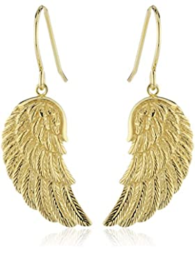Engelsrufer Ohrhänger Flügel vergoldet ERE-Wing-G