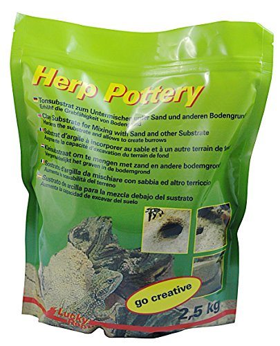 Lucky Reptile HP-2 Herp Pottery, 2.5 kg