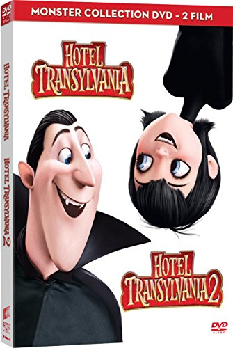 Hotel Transylvania Collection 1&2 (2 DVD)
