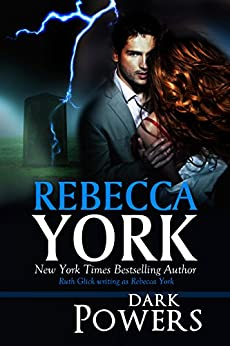 Dark Powers (Decorah Security Series, Book #5): A Paranormal Romantic Suspense Novel by [York, Rebecca]
