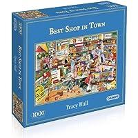 Gibsons G6087 - Hall: Der beste Laden der Stadt - Puzzle 1000 Teile