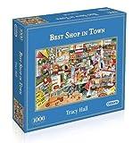 Puzzle 1000 pièces - Le meilleur magasin de la ville