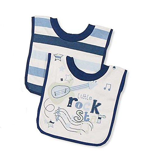 2-pack-of-super-cute-pop-over-blue-bibs-my-little-rock-star-design-100-cotton