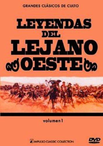 Pack Leyendas Del Lejano Oeste 1 [DVD]
