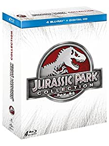 Jurassic Park Collection [Blu-ray + Copie digitale]
