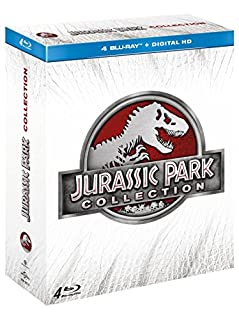 Jurassic Park Collection [Blu-ray + Copie digitale] (B010VUFKD0) | Amazon Products
