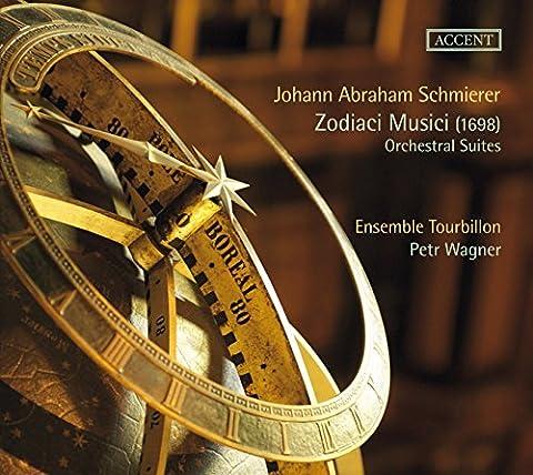 Zodiaci Musici (suites orchestrales)