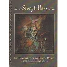 Cal 97 Storytellers The Paintings Of Susan Seddon Boulet Engagement Calendars No