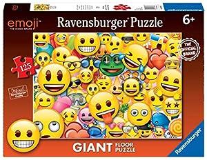 Ravensburger Italia 09787-Robot Trains Puzzle de 125Piezas