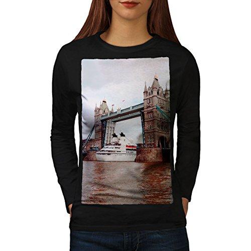cke Mode Frau XL Langarm T-Shirt (Goldener Geburtstag Ideen Für Erwachsene)