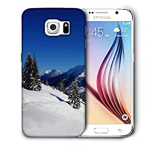 Snoogg Jammu Place Printed Protective Phone Back Case Cover For Samsung Galaxy S6 / S IIIIII