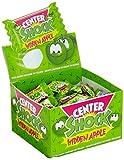 Center Shock Hidden Apple | 3 Boxen mit jeweils 400 g Kaugummis | Extra-sauer | Apfel-Geschmack