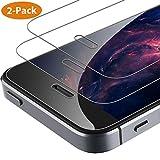 Syncwire Pellicola Vetro Temperato iPhone 5s / 5 / SE, 2-Pezzi HD 9H Durezza Vetro Temprato Protettiva per iPhone 5s / 5 / SE [Antirottura, Senza Bolle, Custodia Friendly, Facile Installazione]