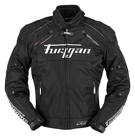Furygan - Blouson - TITAN - Couleur : Noir/Blanc - Taille : M