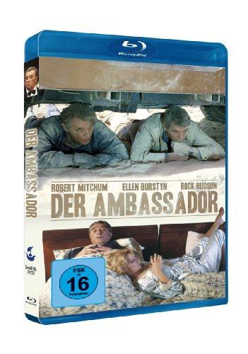 Der Ambassador (Ambassador) [Blu-ray]