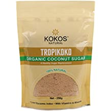 Kokos Natural Tropikoko Organic Coconut Sugar 250 Grams
