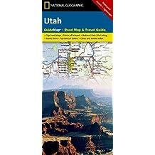 Utah: NATIONAL GEOGRAPHIC Guide Maps: NG.GM44.00620395