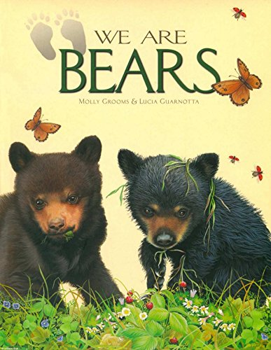 We Are Bears (Nature for Kids) (English Edition)
