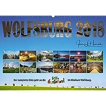 Wolfsburg 2018 - Der Benefizkalender (Wandkalender 2018 DIN A2 quer): Der Benefizkalender für Wolfsburg (Monatskalender, 14 Seiten ) (CALVENDO Orte)