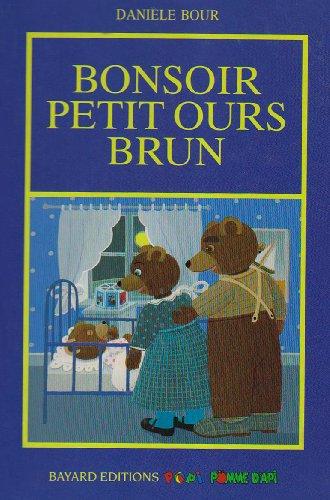 Bonsoir, Petit Ours Brun