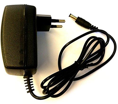Netzteil Universal 110V / 230V AC auf DC 12V bis 500mA dauerhaft / Stecker 5,5mm auf 2,1mm Pluspol Innen