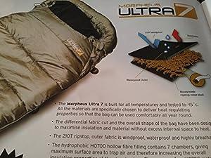 Wychwood Morpheus Ultra 7 Sleeping Bag from Leeda