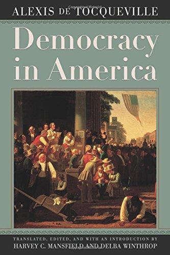 Democracy in America por Alexis de Tocqueville