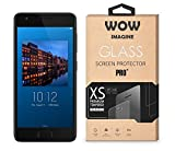 WOW Imagine Pro HD+ 9H Hardness 2.5D 0.3mm Anti-Fingerprint Toughened Tempered Glass Screen Protector for Zuk Lenevo Z2 Plus (Clear)