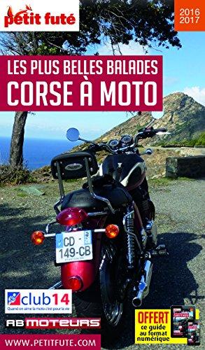 Petit Futé Corse à moto : Les plus belles balades par