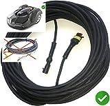 Transformator Kabel für Husqvarna Automower Mähroboter – Niederspannung – für Modelle: 440, 450X, 520, 550 – (Ersatzteile für Ladestation) (3 metre [10 feet])