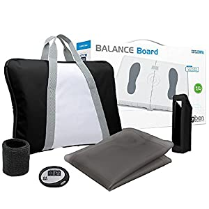 WII FIT- Balance Board weiss + Training Pack (farbig sortiert)