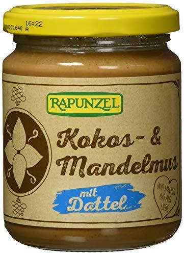 Rapunzel Kokos- & Mandelmus mit Dattel, 250 g (Kokos-milch-creme)