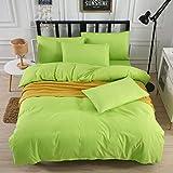huyiming bed linings Utilizado para Ropa de Cama, Producto de Cuatro Piezas, Textil para el hogar 2.0Cubierta de Cuatro Piezas