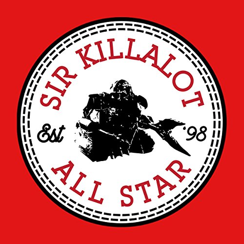 Robot Wars Sir Killalot All Star Converse Men's Vest Red