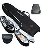 Doppel Boardbag Concept X 230cm x 63cm , Surf Board Bag , Double