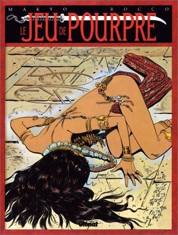 Le Jeu de pourpre, tome 2 : Le corps dispersé de Makyo (24 mai 1995) Album