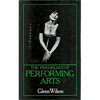 The Psychology of Performing Arts