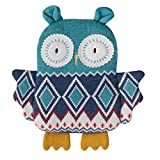 Aroma Home Owl Woodland - Corbata microondas
