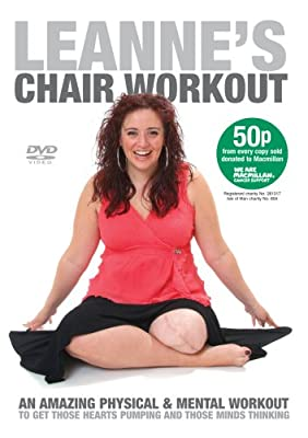 Leanne Grose - Leanne's Chair Workout [DVD] - low-cost UK chair shop.