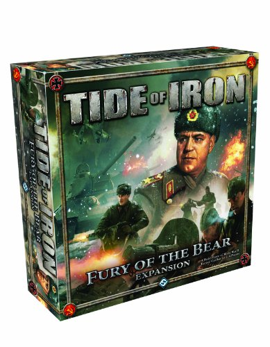 Tide of Iron: Fury of the Bear Card Game: Expansion