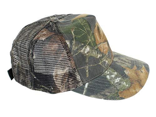 SUTTER Basecap Tarnfarben (Camo) - Jagd & Outdoor Cap