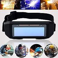 Fash Lady Solar Auto Verdunkelung LCD Schweißbrille Maske Brille Augen Protector 2 Way Wear preisvergleich bei billige-tabletten.eu