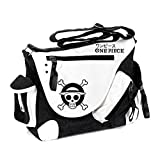 Siawasey One Piece Anime Cosplay Handbag Backpack Messenger Bag Shoulder Bag by Siawasey