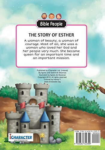 Esther - Bible People: The story of Esther
