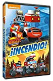 Blaze Y Los Monster Machines 4: ¡Incendio! DVD España