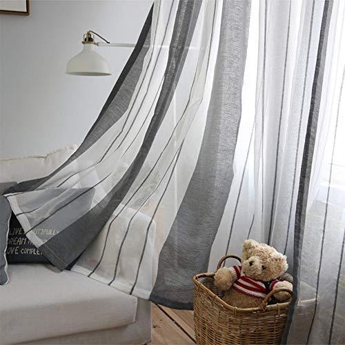 Cortinas Translucida Dormitorio Ventana Cortinas visillos