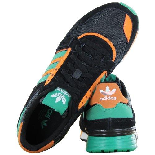 Adidas ZX630 D67740 Herren Sneaker / Freizeitschuhe Schwarz Schwarz
