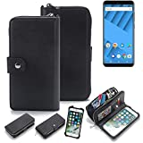 K-S-Trade Vernee M6 Mobile Phone Case & Wallet Protective